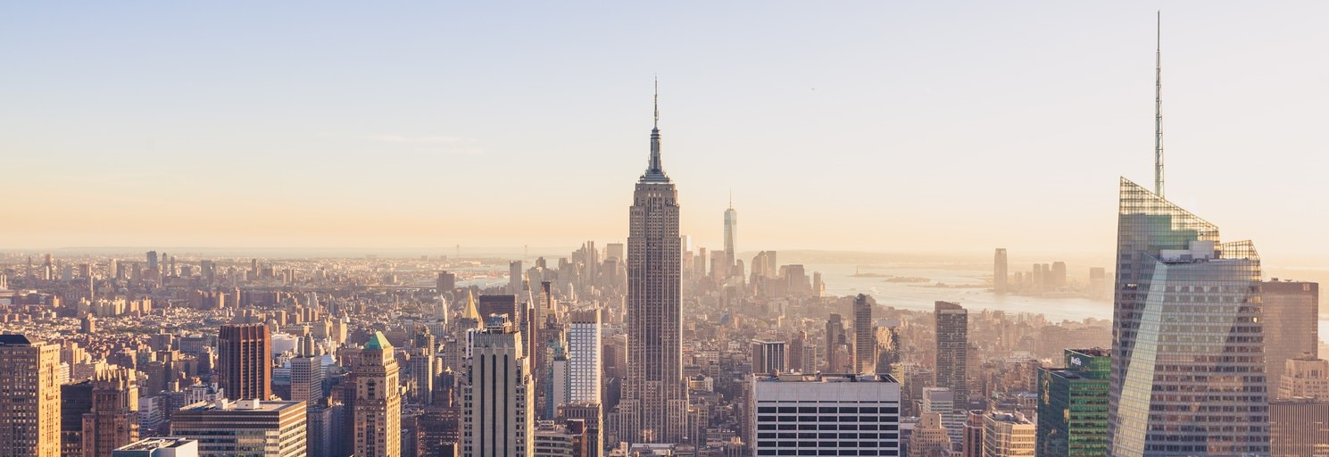 New York Empire State Building - long